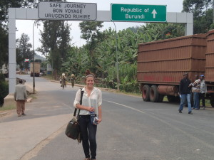 Traveled Africa by crossing borders