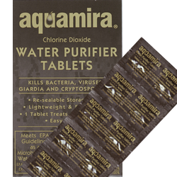 Water Purification Tablets, Backpacking Gear, Backpacking Africa for Beginners