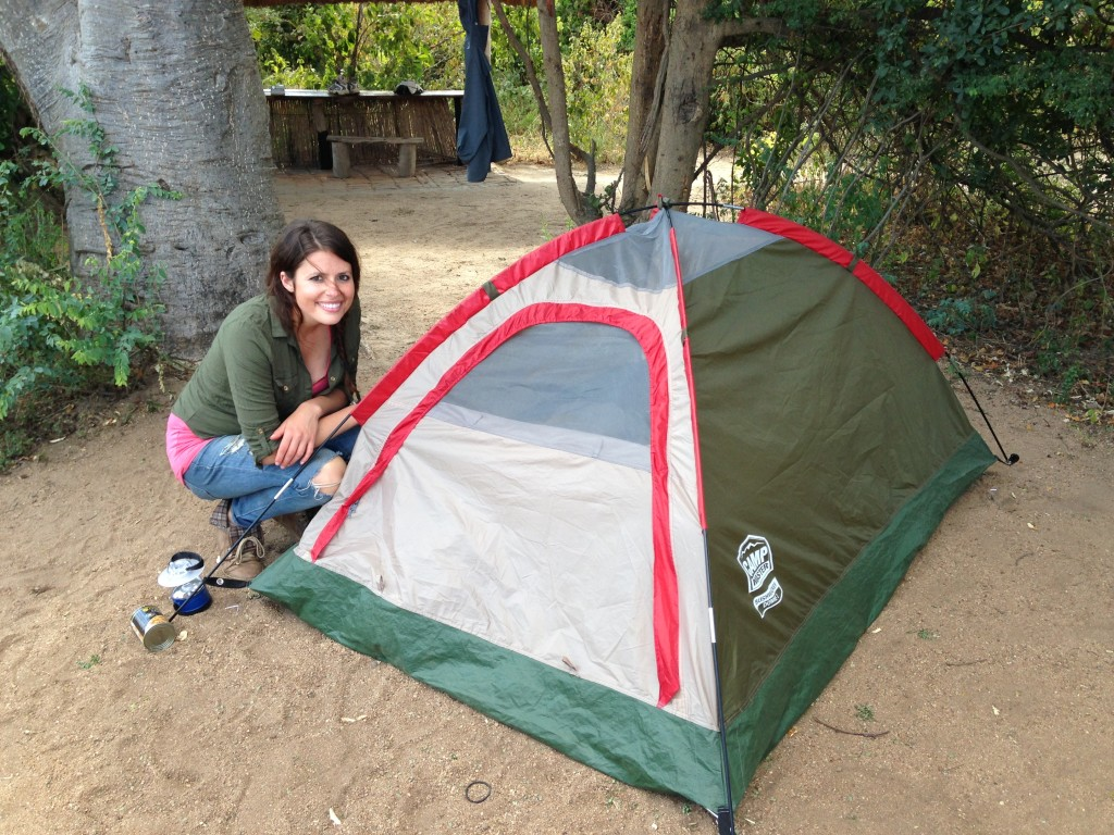 Backpackers in Africa | Camping in Africa