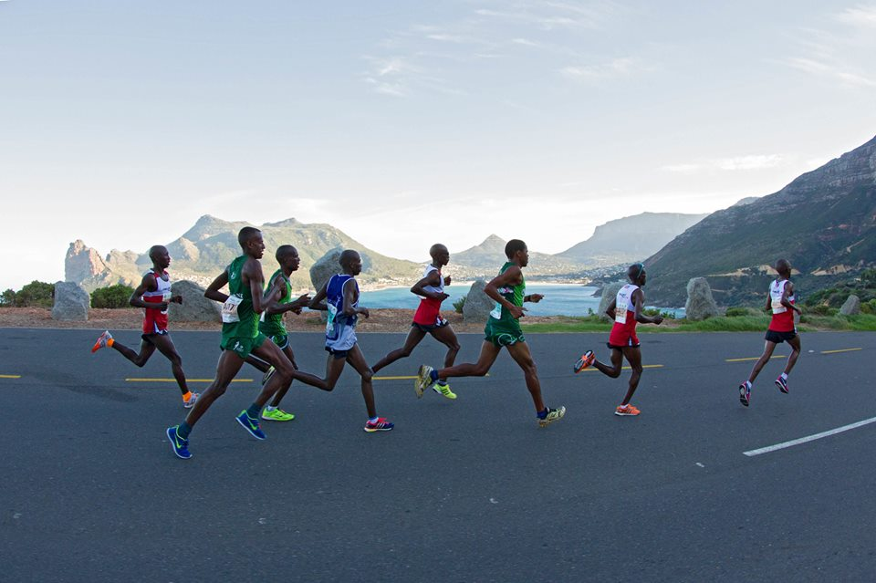 2 oceans Marathon, South Africa, Backpacking Africa for Beginners