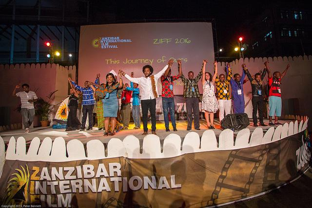 Zanzibar International Festival of the Arts, Backpacking Africa for Beginners