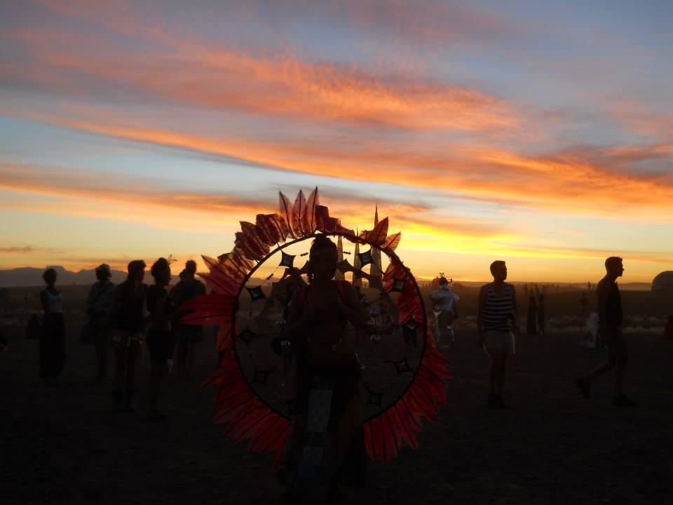 Afrika Burn Festival South Africa 2016, Backpacking Africa for Beginners