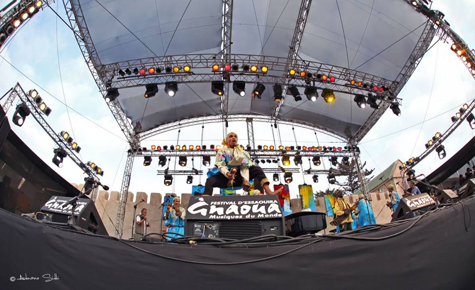 Gnaoua Music Festival in Morocco, Africa, Backpacking Africa for Beginners