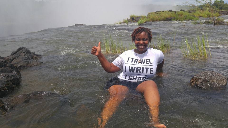 First Time Backpacking Africa, Backpacking Africa for Beginners, African American girl traveling Africa