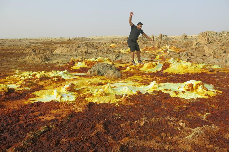Danikil Depression, Volcano, Ethiopia Travel, Travel to Ethiopia, Ethiopia Tourism, Kids in Africa, Backpacking Africa