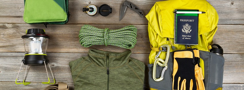 backpacking gear, backpacking africa for beginners