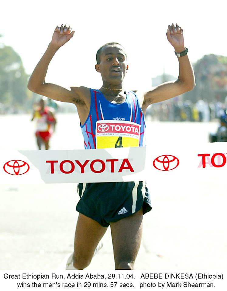 Great Ethiopian Run, Ethiopian runners, running races in Africa,