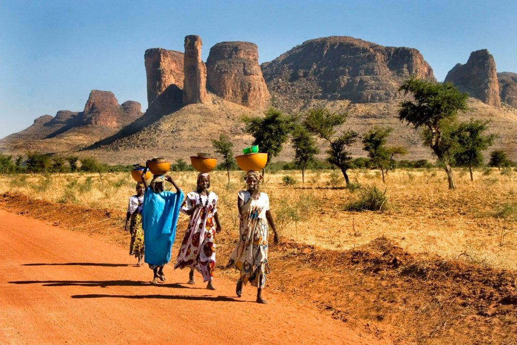 African Travel Destinations