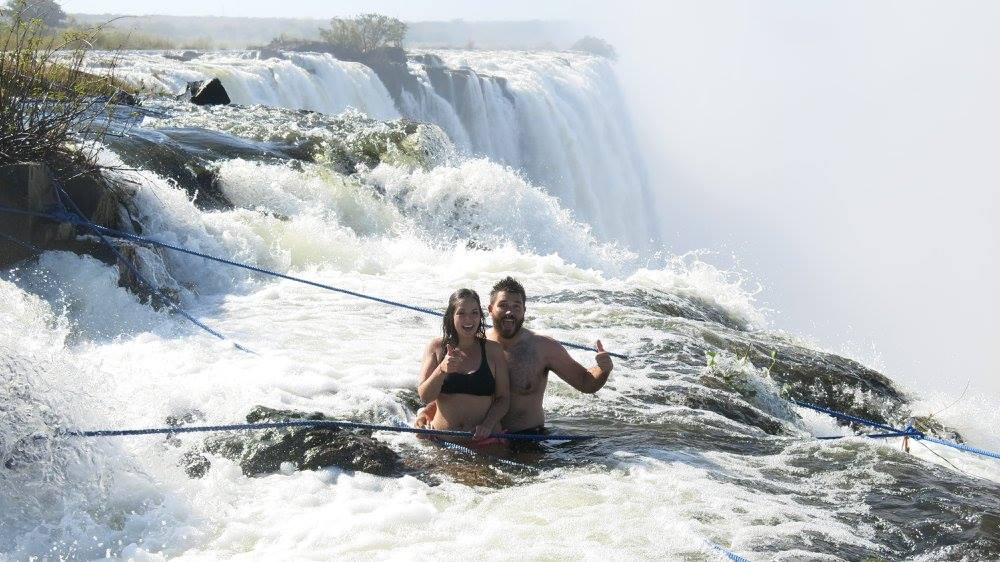 african travel destinations, zambia, victoria falls